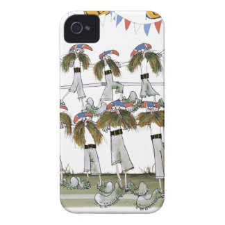 england football defenders iPhone 4 Case-Mate case
