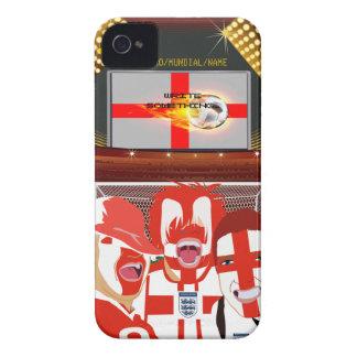 England Football Fan iPhone 4 Case