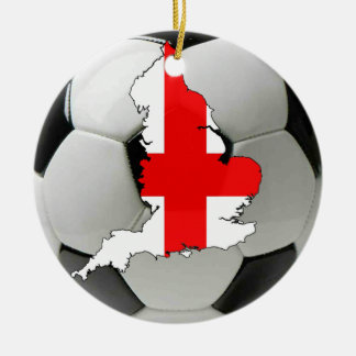 England football ornament