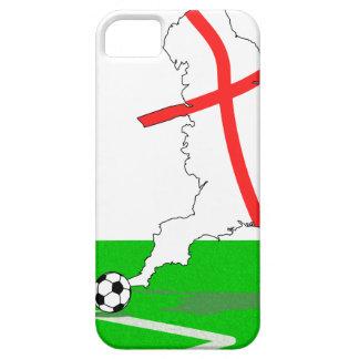 ENGLAND Football Team White Background iPhone SE/5/5s Case