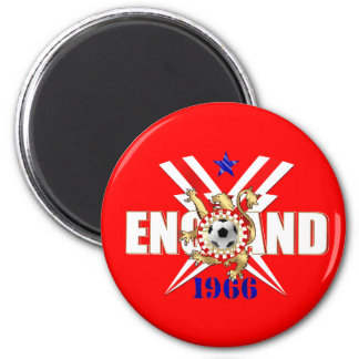 England football Three Lions fans magnet