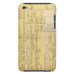 England from1066 to 1485 iPod touch cases