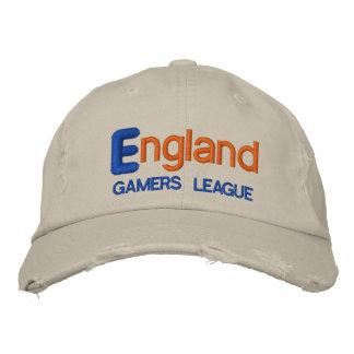 ENGLAND GAMERS LEAGUE Cool Baseball Cap