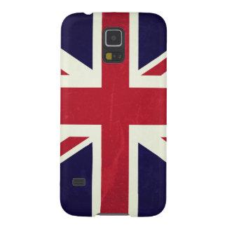England Grunged Flag Galaxy S5 Case