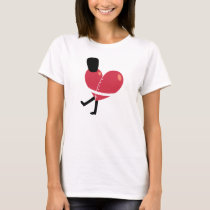 England Heart Royal Guard Shirt