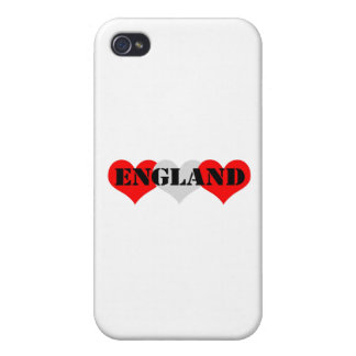England Case For iPhone 4