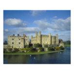 England, Kent, Leeds Castle Photo Print