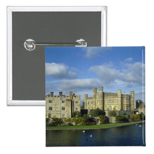 England, Kent, Leeds Castle Pinback Button