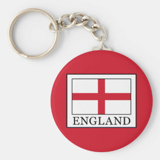 England Keychain