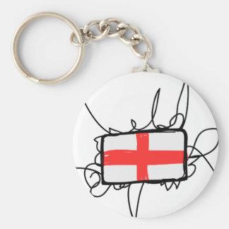 England Key Chain