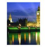 England Landscape Letterhead Template