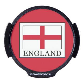 England LED Window Decal