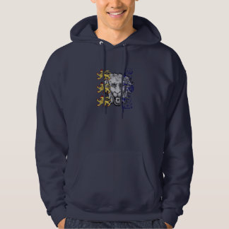 England lion 3 lions soccer gifts hoodie
