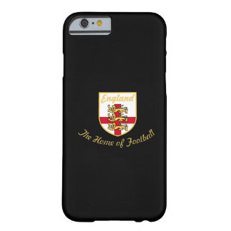 England, Lions, The Home of Football (Soccer)Badge Barely There iPhone 6 Case