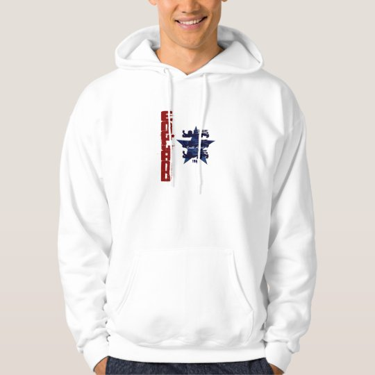 England logo 1966 star South Africa soccer gear Hoodie