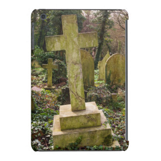 England, London, Highgate Cemetery, gravesite iPad Mini Cases