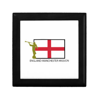 ENGLAND MANCHESTER MISSION LDS CTR GIFT BOX
