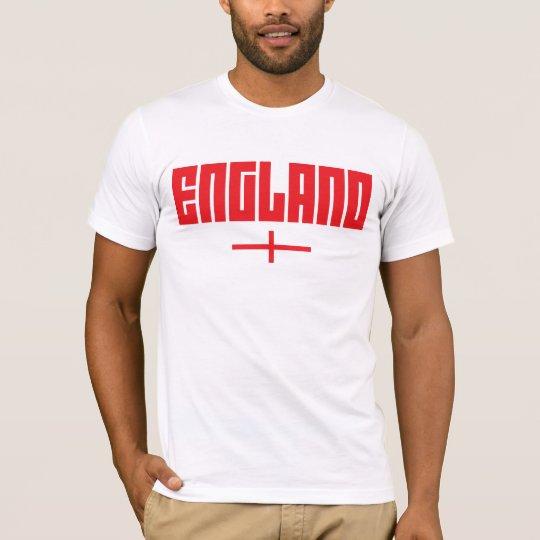 England Men T Shirt
