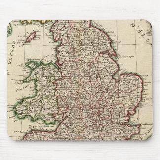 England Mouse Pad
