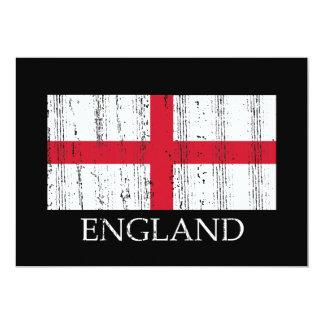 England Party Invitation