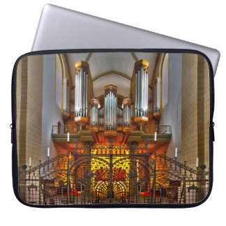 England Pipe Organ Computer Sleeve