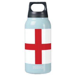 England Plain Flag Insulated Water Bottle