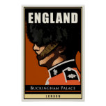 England Poster