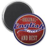 England Refrigerator Magnet