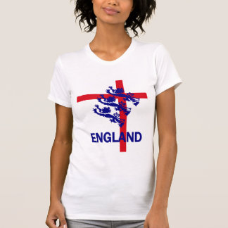 England Royal standard and St George cross Shirts