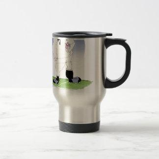 england rugby player, tony fernandes coffee mug