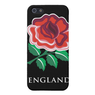 England Rugby Rose Case For iPhone SE/5/5s