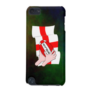 England Rugby Team Supporters Flag With Ball iPod Touch (5th Generation) Case