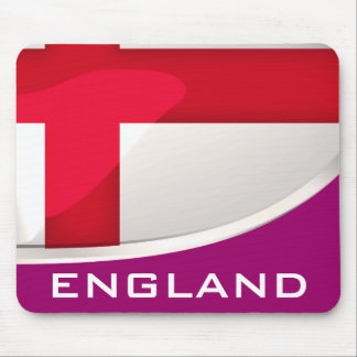 England Shield Mouse Pad