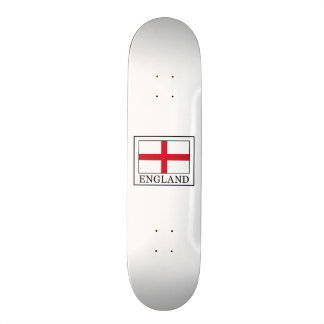 England Skateboard Deck