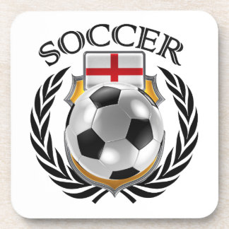 England Soccer 2016 Fan Gear Beverage Coaster