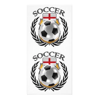 England Soccer 2016 Fan Gear Card