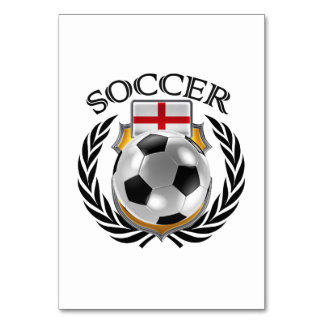 England Soccer 2016 Fan Gear Card