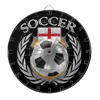 England Soccer 2016 Fan Gear Dartboard