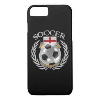 England Soccer 2016 Fan Gear iPhone 8/7 Case