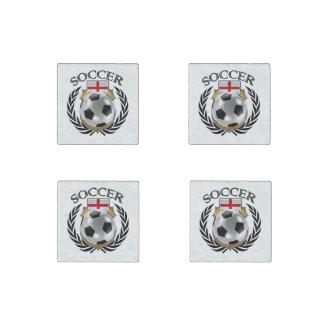 England Soccer 2016 Fan Gear Stone Magnet