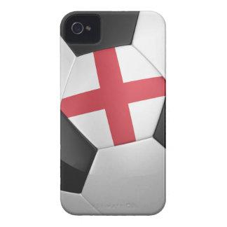 England Soccer Ball Case-Mate iPhone 4 Case