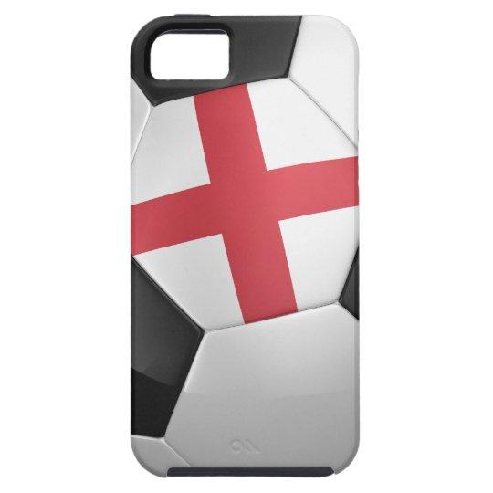England Soccer Ball iPhone SE/5/5s Case