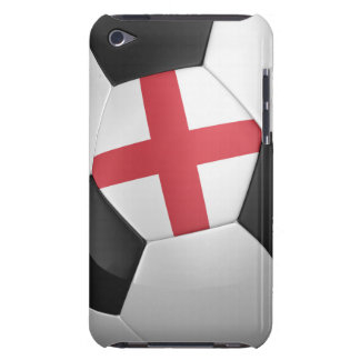 England Soccer Ball iPod Touch Case-Mate Case