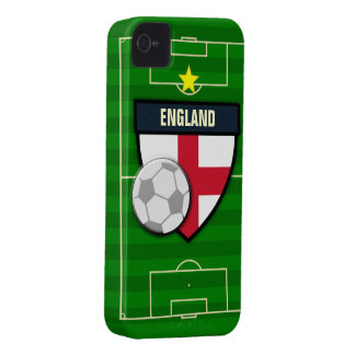 England Soccer Case-Mate iPhone 4 Case