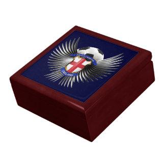 England Soccer Champions Keepsake Box