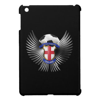 England Soccer Champions iPad Mini Cover