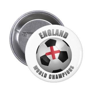 ENGLAND SOCCER CHAMPIONS PINS