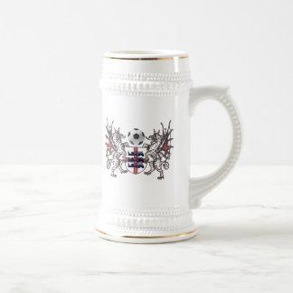 England Soccer dragons gifts Coffee Mugs