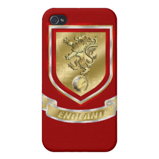 England Soccer - England flag football gift iPhone 4/4S Covers