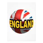England Soccer Invitation